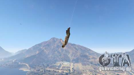 Superhero для GTA 5 четвертый скриншот