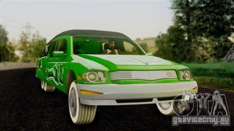 Hounfor from Saints Row 2 для GTA San Andreas