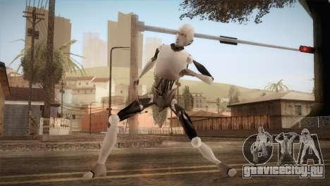 I am a Robot Skin для GTA San Andreas