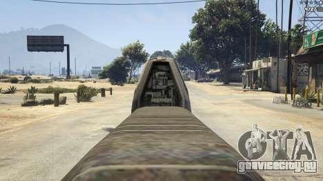 Halo UNSC: Assault Rifle для GTA 5 девятый скриншот