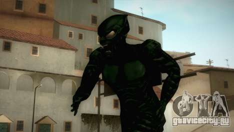 Green Goblin Skin для GTA San Andreas