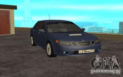 SAAB 9-2 Aero для GTA San Andreas