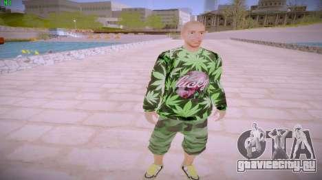Huf Man для GTA San Andreas