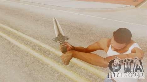 Dragon Dagger для GTA San Andreas третий скриншот