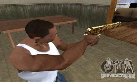 Microshem Deagle для GTA San Andreas второй скриншот