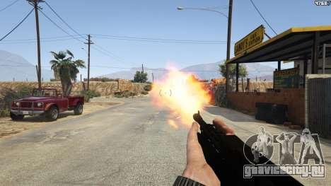 SPAS 12 2.0 для GTA 5 седьмой скриншот