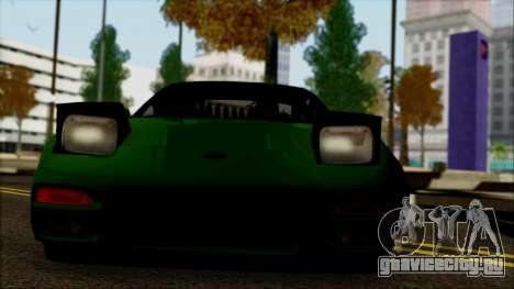 Nissan 240SX S13 для GTA San Andreas вид справа