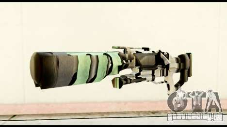 Rocket Launcher from Crysis 2 для GTA San Andreas
