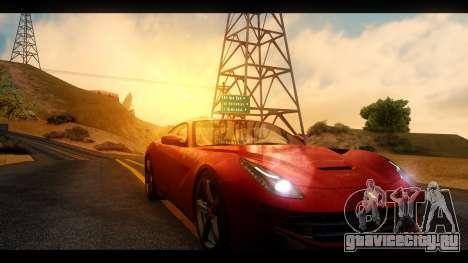 MAC_True ENB [0.248] для GTA San Andreas восьмой скриншот