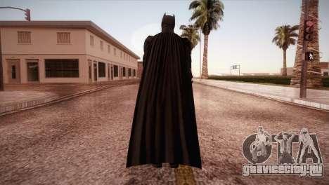 Batman Dark Knight для GTA San Andreas третий скриншот