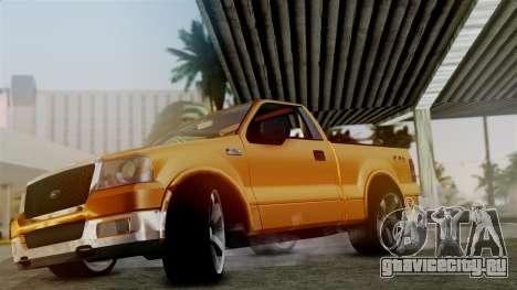 Ford F-150 Sport для GTA San Andreas вид справа