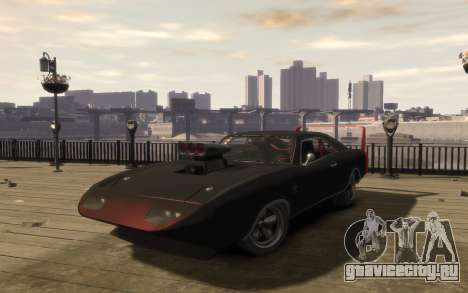 Dukes Impulse Daytona Tuning для GTA 4