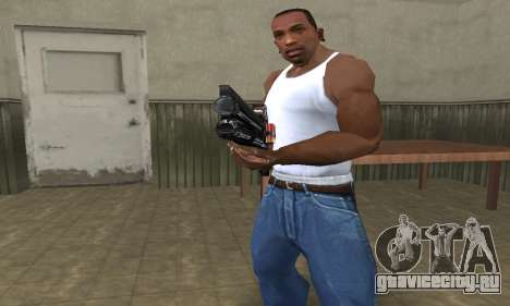 Shotgun HD для GTA San Andreas второй скриншот