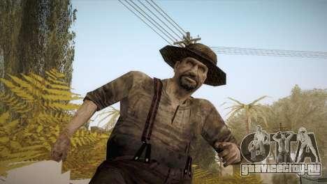 RE4 Don Diego для GTA San Andreas