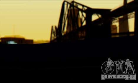 Smooth Realistic Graphics ENB 3.0 для GTA San Andreas седьмой скриншот