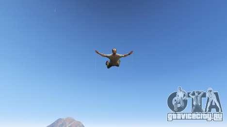 Superhero для GTA 5 пятый скриншот