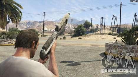 Halo UNSC: Assault Rifle для GTA 5 шестой скриншот