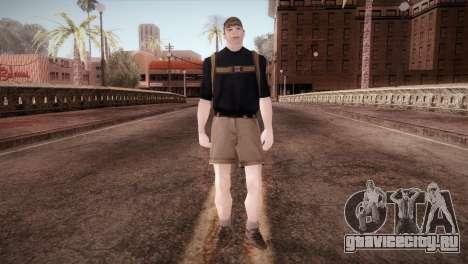 Школьник для GTA San Andreas второй скриншот