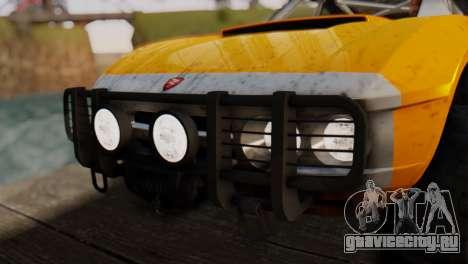 Coil Brawler Gotten Gains для GTA San Andreas колёса