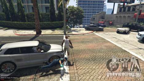 AngryPeds для GTA 5 седьмой скриншот