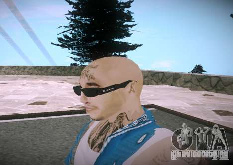 Asesinos Loco HQ Skin для GTA San Andreas третий скриншот