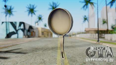 Frying Pan from Silent Hill Downpour для GTA San Andreas