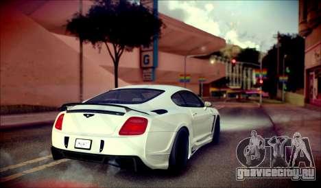 ENBR для GTA San Andreas второй скриншот