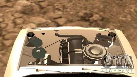 ВАЗ 2106 Аштантум для GTA San Andreas вид справа