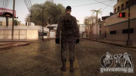 Army MARPAT для GTA San Andreas третий скриншот
