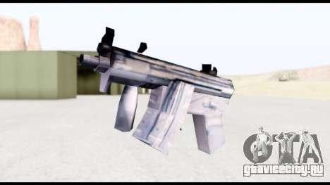 MP5-K from GTA Vice City для GTA San Andreas