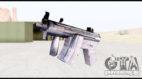 MP5-K from GTA Vice City для GTA San Andreas