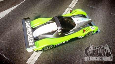 Radical SR8 RX 2011 [23] для GTA 4 вид справа