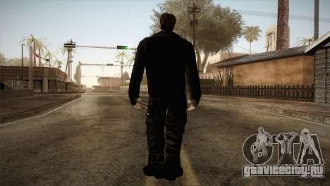 Arnold T-850 Skin для GTA San Andreas третий скриншот