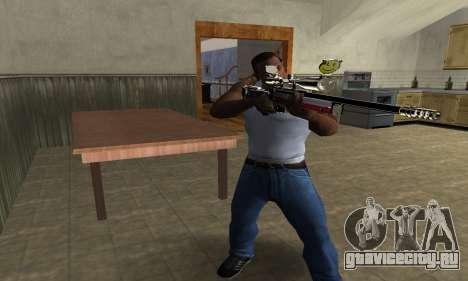American Sniper для GTA San Andreas третий скриншот