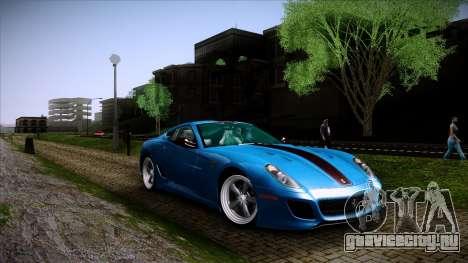 Solid ENBSeries by NF v2 для GTA San Andreas пятый скриншот