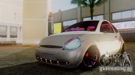 Ford Ka El Patan для GTA San Andreas