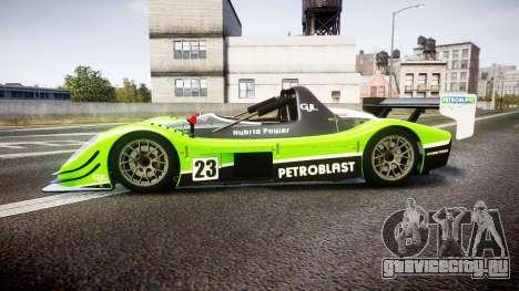 Radical SR8 RX 2011 [23] для GTA 4 вид слева