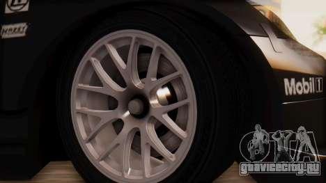 Porsche 911 RSR для GTA San Andreas вид сзади слева