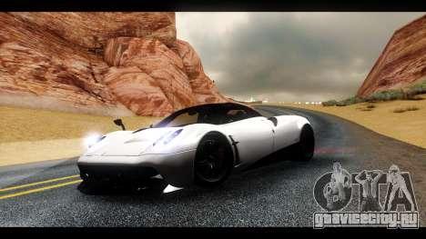 MAC_True ENB [0.248] для GTA San Andreas двенадцатый скриншот