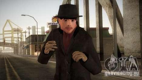 Sherlock Holmes v3 для GTA San Andreas