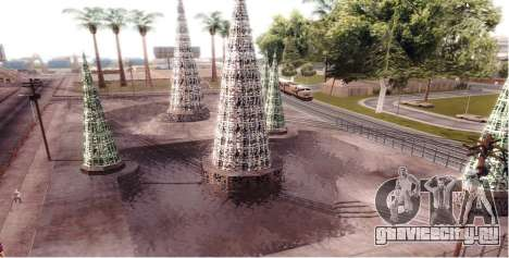 Dark ENB Series для GTA San Andreas третий скриншот
