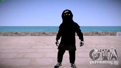 Black Guy для GTA San Andreas