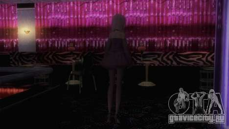 Gahata Meiji для GTA San Andreas третий скриншот