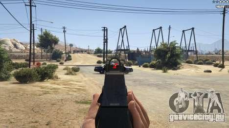 Combat HUD 1.0.2 для GTA 5 третий скриншот