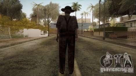 RE4 Don Diego для GTA San Andreas третий скриншот