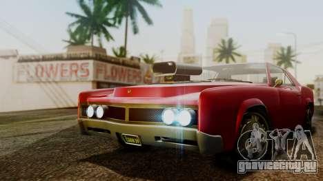 GTA 5 Albany Virgo для GTA San Andreas