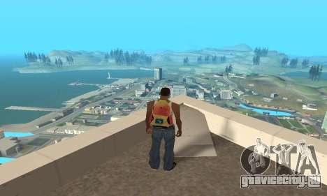 Увеличение дальности прорисовки для GTA San Andreas второй скриншот