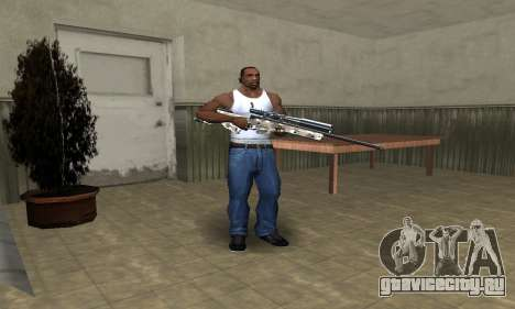 Sniper War для GTA San Andreas второй скриншот