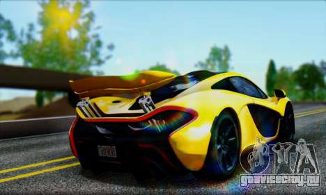 Smooth Realistic Graphics ENB 3.0 для GTA San Andreas девятый скриншот