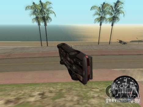 Спидометр от ГАЗ 52 для GTA San Andreas второй скриншот